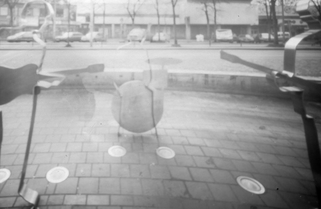 Beatles-Platz, Hamburg statuen, Lochkamera Fotografie