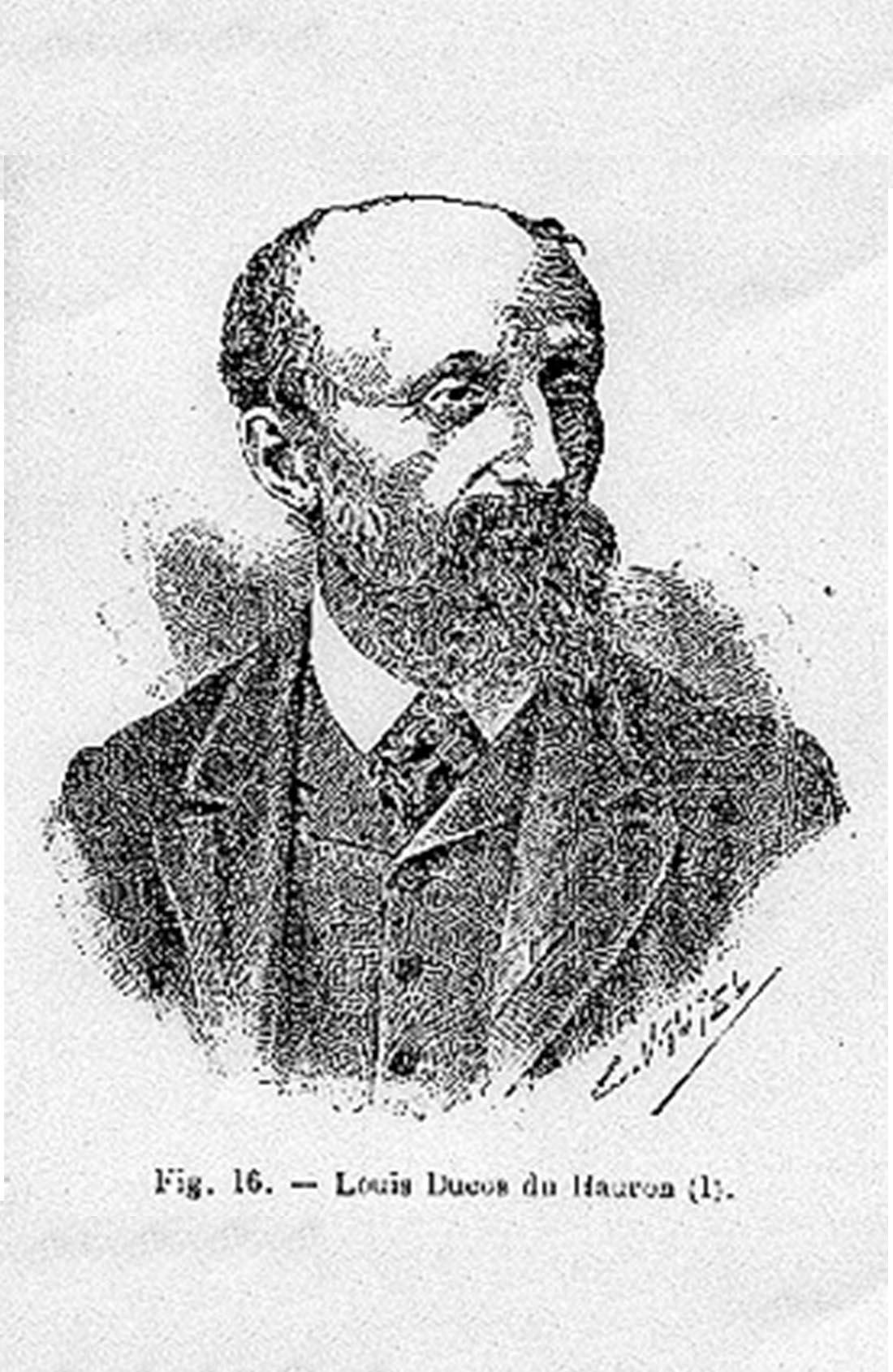 Louis Ducos du Hauron