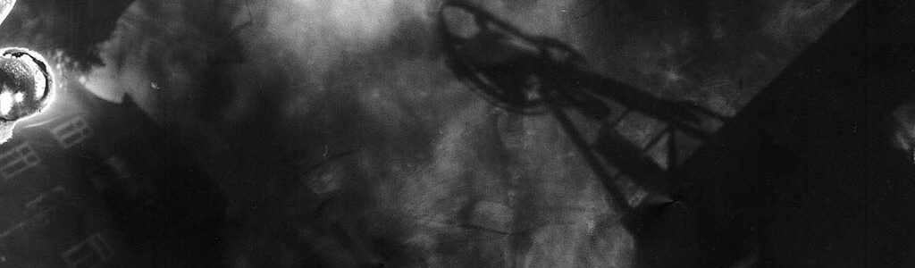 Die Große Freiheit 36 fotografiert mit einer selbstgebauten Lochkamera